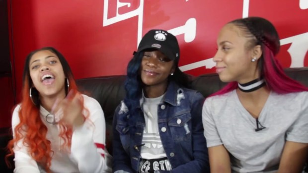 "Def Jam Records signs newest R&B Pop girl group ""Riplay"""