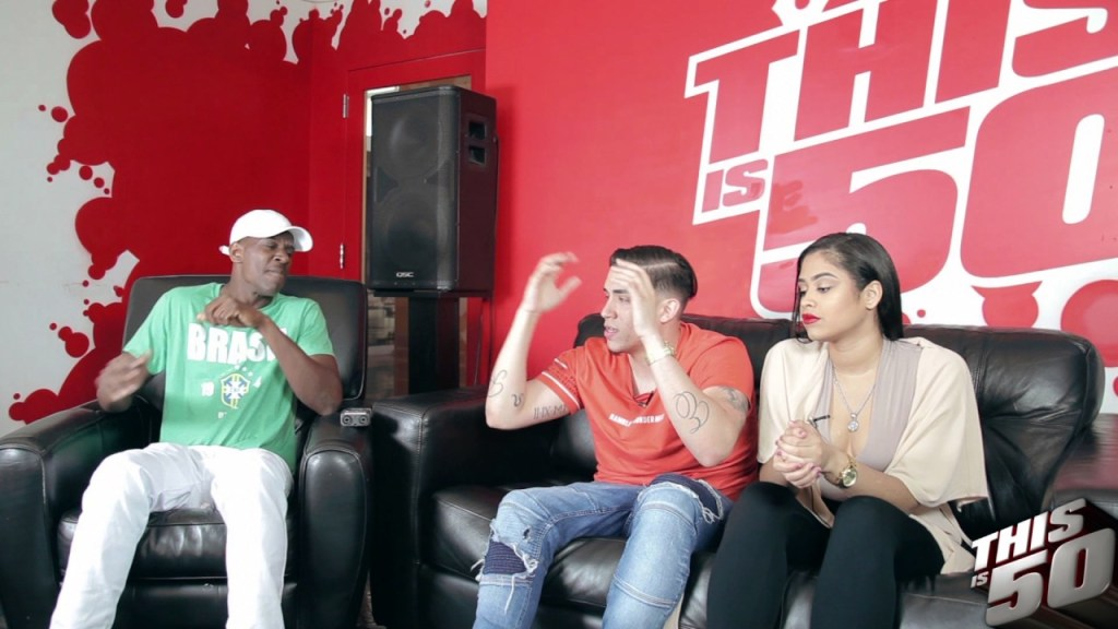 Elijah The Boy & Angelica Vila On Coming From The Bronx; Millions Of Views; Spits CRAZY Freestyle