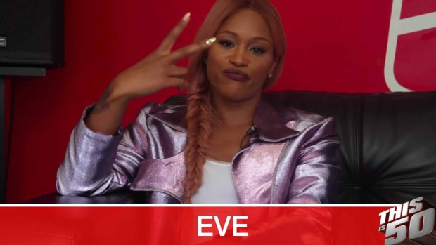 Eve on Hip Hop Honors; New Tour w/ Gwen Stefani; Working w/ Nicki Minaj