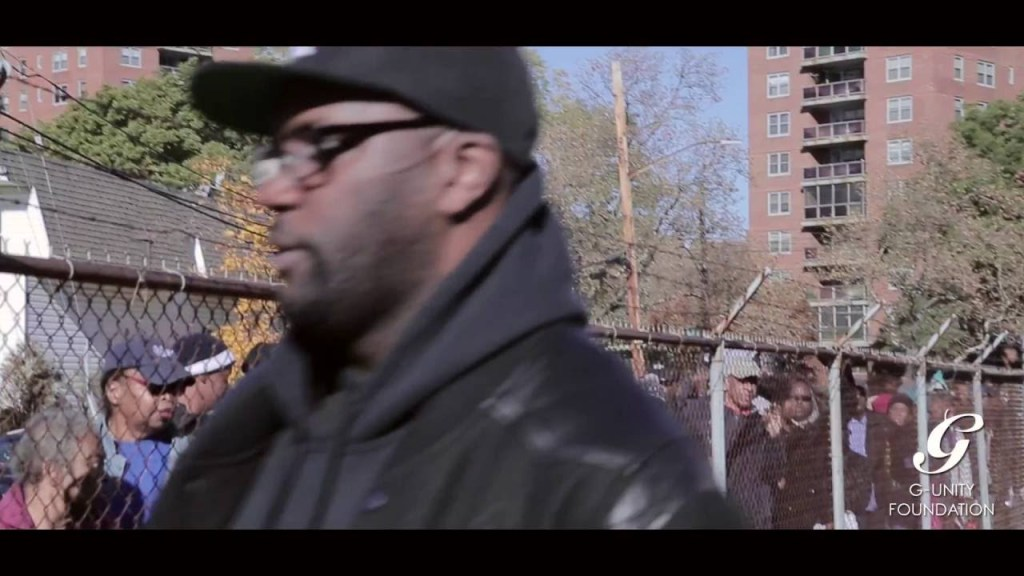 G-Unity Foundation Gives Out Turkeys For Thanksgiving In Jamaica, Queens