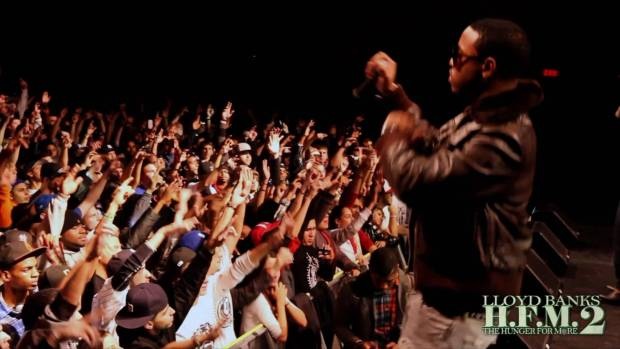I Don't Deserve You by Lloyd Banks x Jeremih – Live in NYC | Behind The Scenes | 50 Cent Music