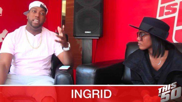Ingrid on Being Signed To Beyonce; Houston Influence; Rapping & Singing W Pvnch