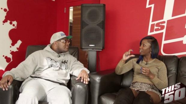 K Valentine on Working w/ Talib Kweli; Recording With Tweet & BJ The Chicago Kid; Uplifting Men