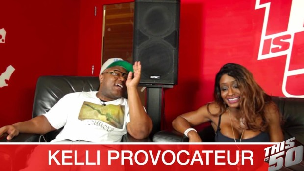 Kelli Provocateur Speaks on Being A Dominatrix; Bodybuilding; Gives Jack Thriller A Lap Dance