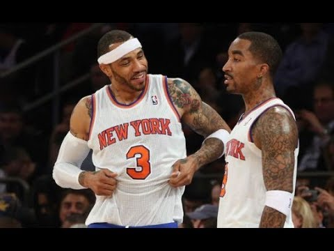 Kenyon Martin Talks Trying To Fight JR Smith + Goes OFF on Phil Jackson