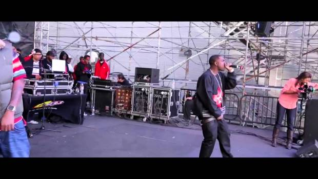 Kidd Kidd x New Orleans Classic Weekend 2012 (Brings out Juvenile)