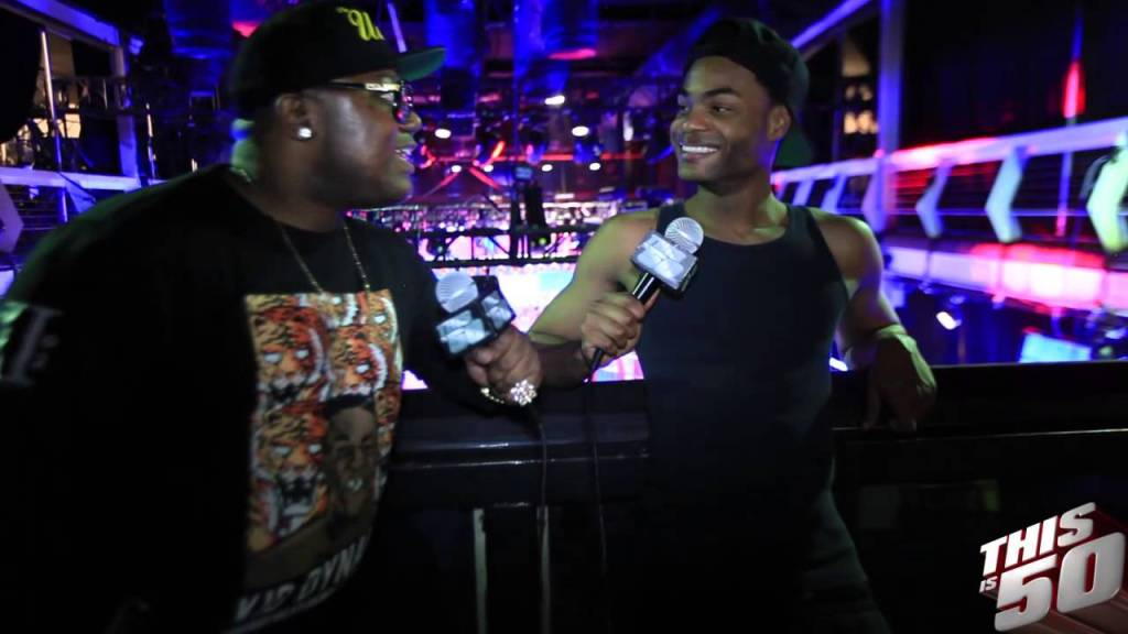 King Bach on Giving Beyonce Toilet Paper; Vine; Wants To Be a Movie Star