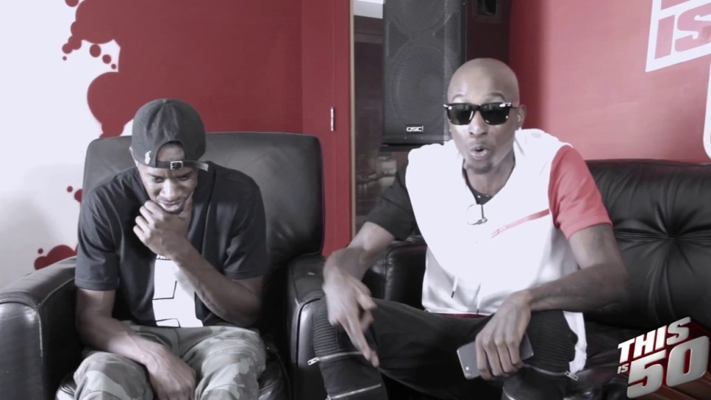 King Dante on Influence of Biggie & 50 Cent ; Rappers Not Respecting the Culture ; Spits Freestyle