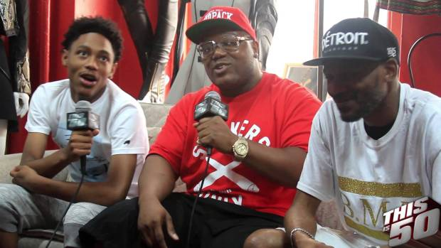 Lil George on 'Sauce'; Upcoming Mixtape; Girls; Freestyle