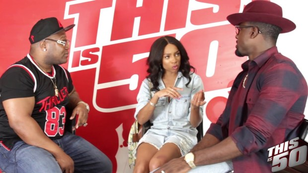 """Lil Mama & Lance Gross Speak on Their New Movie """"When Love Kills: The Falicia Blakely Story"""""""