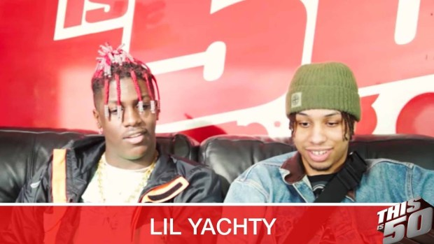 Lil Yachty's Favorite Verse