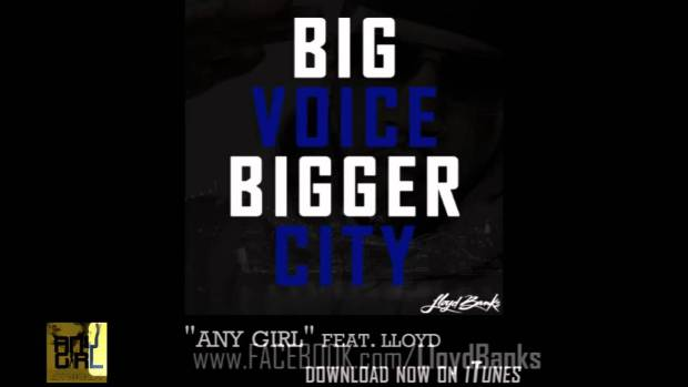 Lloyd Banks – Big Voice Bigger City — Blue Friday – HFM2 In Stores Now