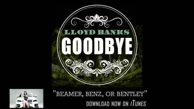 "Lloyd Banks – ""Goodbye"" – [Blue Friday] [HFM2 In Stores Now]"