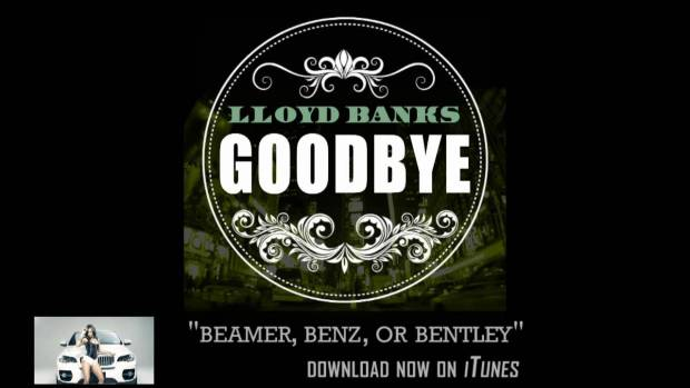 "Lloyd Banks – ""Goodbye"" – [Blue Friday] [HFM2 Nov 22nd]"