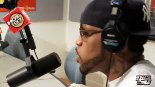 Lloyd Banks – Hot 97 Freestyle Live with FunkMaster Flex – 4/14/2010 | Interview | 50 Cent Music