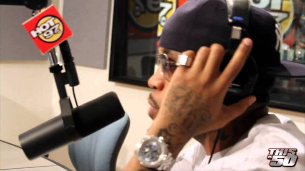 Lloyd Banks – Hot 97 Freestyle Live with FunkMaster Flex – 4/14/2010