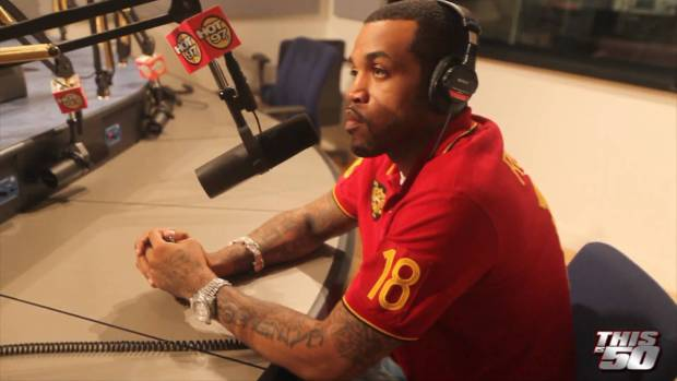 Lloyd Banks Hot97 FULL – June 2010 | Interview | 50 Cent Music