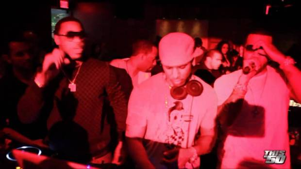 "Lloyd Banks – ""I Don't Deserve You"" – Live At Marquee In Las Vegas"
