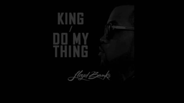 "Lloyd Banks – ""King / Do My Thing"" – Blue Friday – HFM2 Nov 23rd"