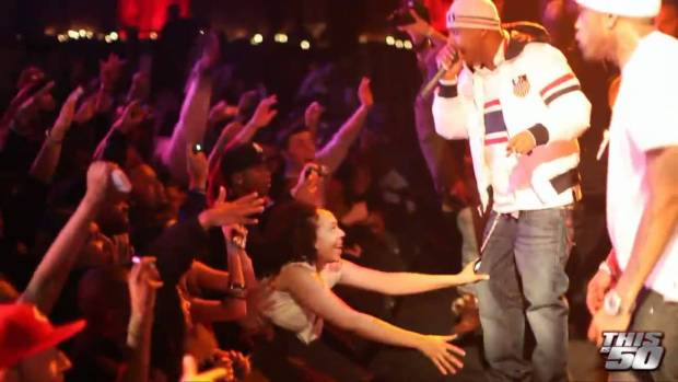 Lloyd Banks Live @ BB King in NYC – Live Performance + Backstage Access