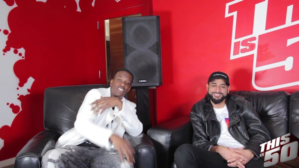 Locksmith on Being Lyrical in the Mumble-Rap Era; Picking Up Fans; Spits CRAZY Freestyle