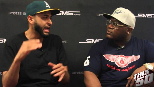 Locksmith on New Album; Growth; Being Lyrical; Record Deals; Freestyle