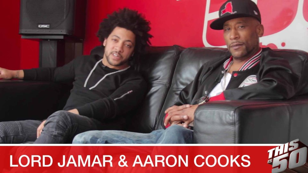 Lord Jamar & Aaron Cooks on Working w/ Busta Rhymes; Freestyle; Is Pusha T A Legend?