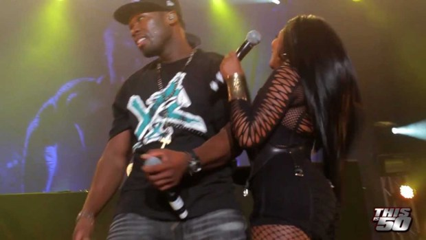 'Magic Stick' by 50 Cent and Lil Kim (In Australia) | Live Performance | 50 Cent Music
