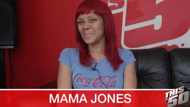 Mama Jones on Power of Pu**y; Having 5 Kids; Issues W/ Cam'ron & Jim Jones