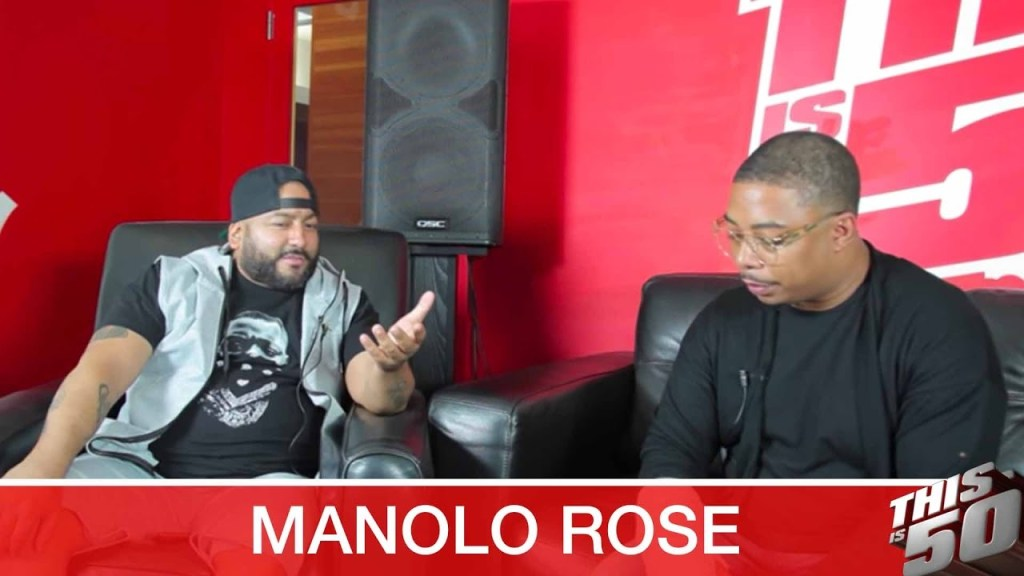 Manolo Rose On Racism in America; Roc Nation Deal; Past Issue With Troy Ave