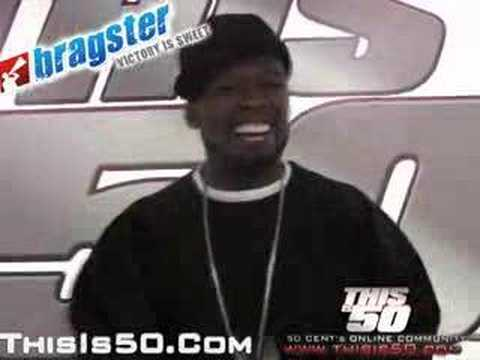 Meet 50 Cent! Bragster and Thisis50.com Present: PROJECT 150 | 50 Cent Music