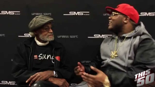 Melvin Van Peebles on Bill Cosby Allegations; Being a Pioneer