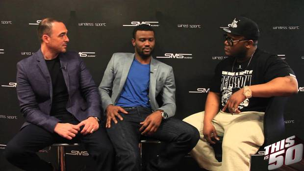 NFL's Walter Thurmond & Jay Leopardi on New Technology, 'NinjaWav'