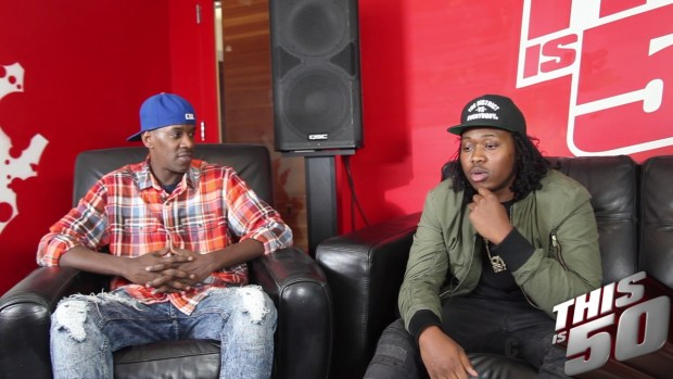 Noochie speaks on Product of the DMV Mixtape + Spits Freestyle