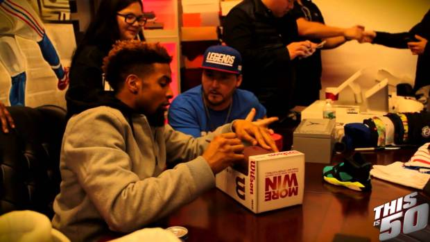 OG Sole Grand Opening (Odell Beckham Jr, Fred Da Godson, AZ, Cipha Sounds)
