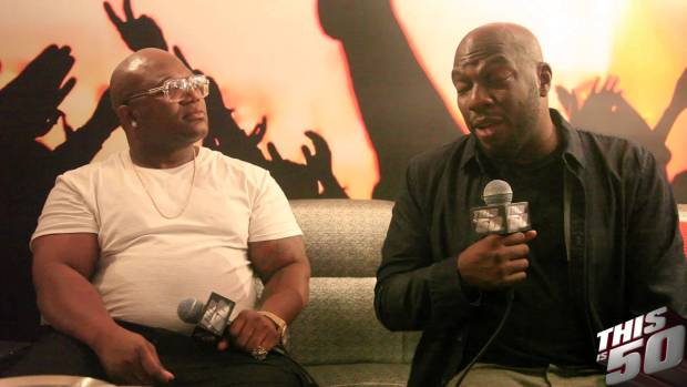 Omar Dorsey on Hollywood; 50; Selma; Going To Oprah's House