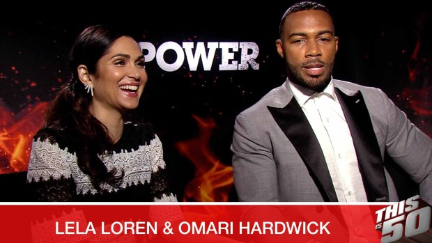 Omari Hardwick & Lela Loren – Is Ghost Ready to Give It All Up For Love?