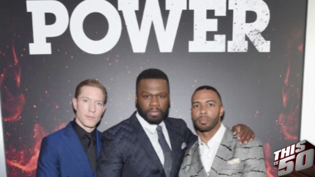 Omari on Success of Power; Is 'Ghost' The Most Complicated Figure on TV?; Lebron VS Jordan??