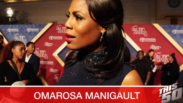 "Omarosa (From Trump's Campaign) Says ""I Ride w/ Black Lives Matter"""