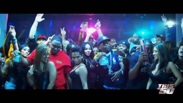 "Pass The Patron by Tony Yayo Ft 50 Cent Directed By James ""Latin"" Clark 