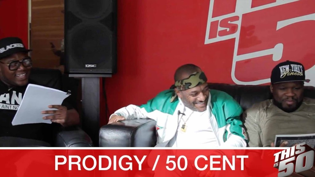 Prodigy on New Prison Cookbook; 50 Cent Walks In; Making Beats; Life in Jail