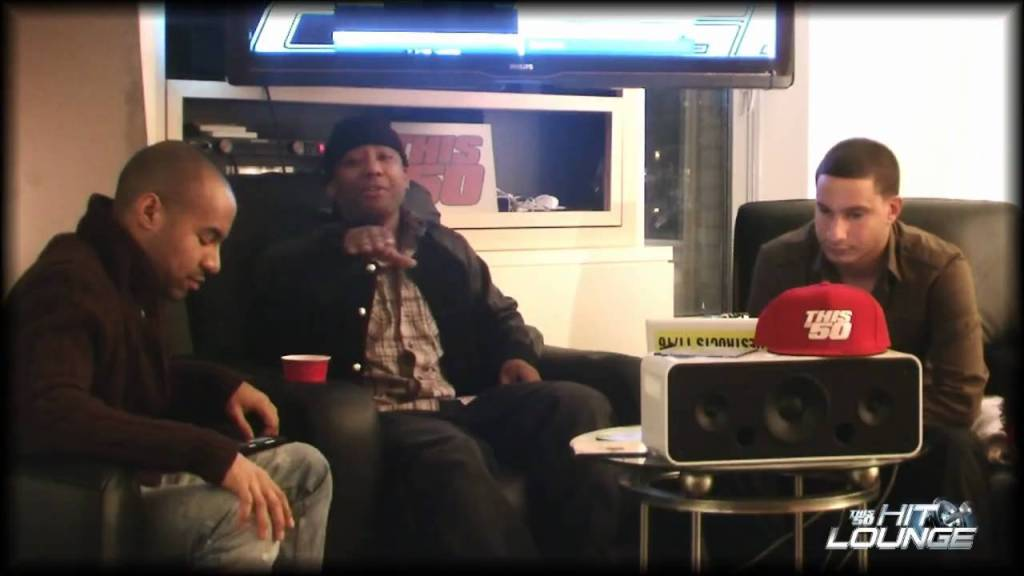 Recap 2/18/10 With Maino & Prime   The Hit Lounge   50 Cent