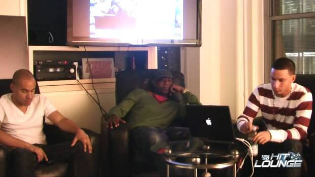 Recap 3/11/10 With Talib Kweli & Producer Digga | Thisis50 Presents The Hit Lounge | 50 Cent