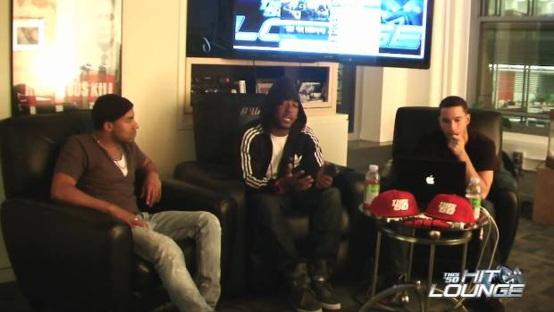 Recap 5/06/10 With G-Unit's Hot Rod | The Hit Lounge | 50 Cent