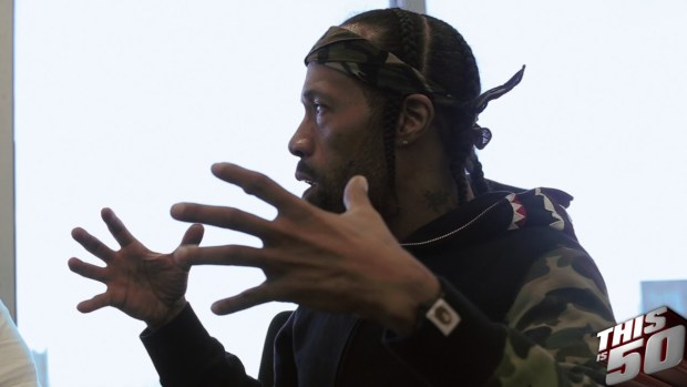 Redman Says Jack Thriller is A Legend ; Talks Phone Call With Eminem + Scared Famous