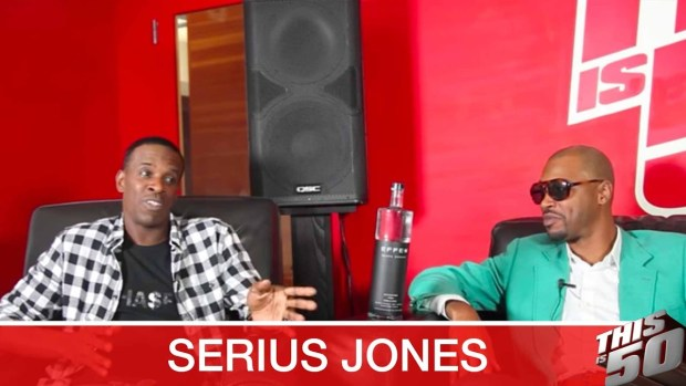 """Serius Jones On New Project , """"Serius Business 3"""";  Murda Mook; Spits Freestyle"""