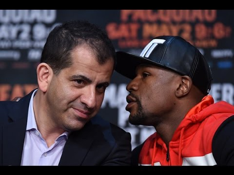 Showtime Sports VP , Stephen Espinoza Names Top 5 Boxers Of All Time + Mayweather vs Pacquiao 2