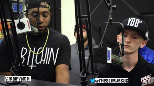 Slim Jesus Responds to the Haters & Addresses Incident in Atlanta