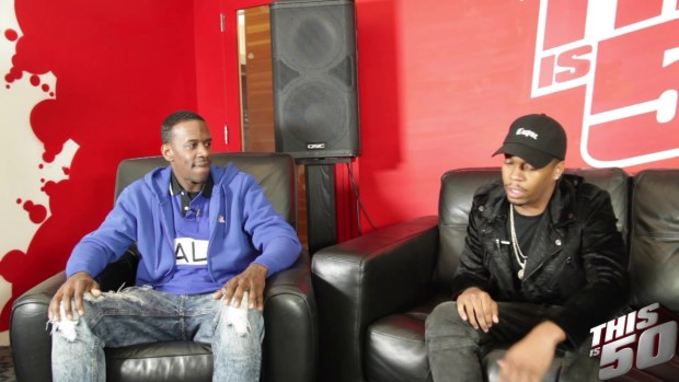 Swift on Signing To Epic Records; North Carolina;  Phone Convo With 50 Cent