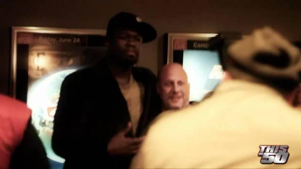 Things Fall Apart NYC Premiere W/ 50 Cent, DJ Pauly D, Floyd Mayweather & More | 50 Cent Music